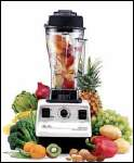 VitaMix 5200 Blender TNC Wit White
